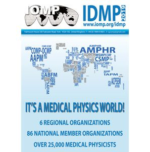 International Organization for Medical Physics – Welcome